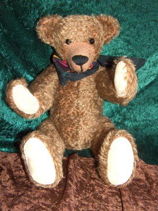 Teddybär Teddy 46 Cm Alt Bild