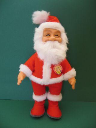 Steiff Replica Santa Claus 1953 Absolut Neuwertig - Skf - Unbespielt Top Bild
