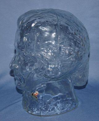 1.  Glaskopf Mozart Für Kopfhörer,  Perücken,  Hüte U.  Vieles Mehr 70er,  Ingrid Glas Bild