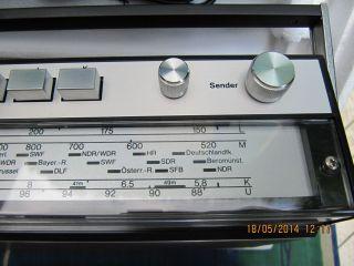 Saba Transistorradio Sandy Bj.  1971 In Ovp Mit Karton Und Zubehör Bild