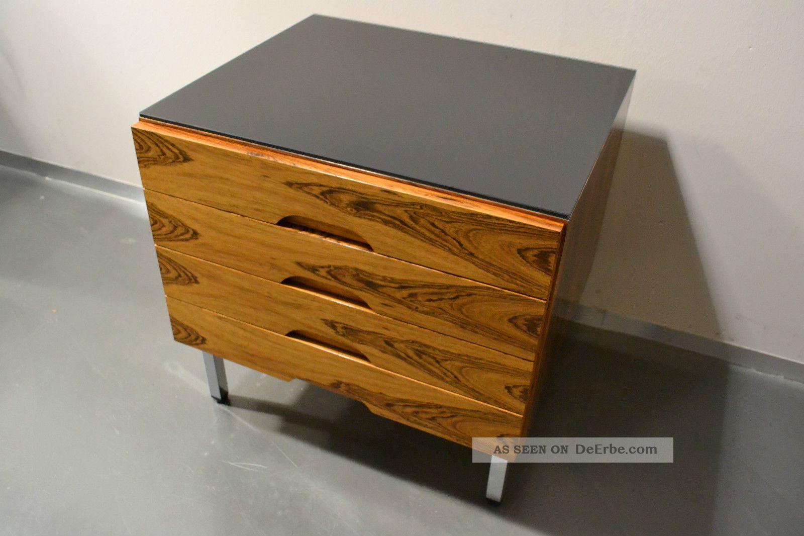 nachttisch mit glasplatte great interesting nachttisch give glasplatte stahl wei with. Black Bedroom Furniture Sets. Home Design Ideas