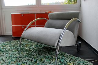 ,  Design - Sessel Cor Zyklus - Peter Maly Lounge Chair - Top, Bild