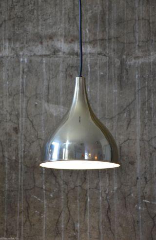 70er Fog & Morup Silhuet Pendelleuchte Lampe Jo Hammerborg 70s Lamp Danish Bild