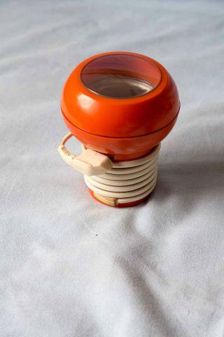 Ausgesprochen Futuristische Kaffemühle Aus Den Siebzigern Bild
