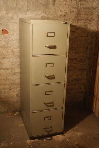 Stahlschrank,  Schubladenschrank,  Highboard,  Vintage,  60er,  Loft Bild