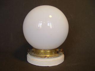 Deckenlampe Bauhaus Wandlampe Kugellampe 40er Jahre Bild