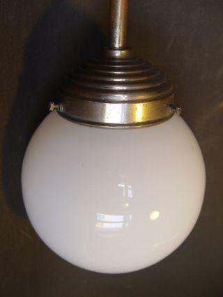 Kugellampe Bauhaus Hängelampe Art Deco Bild