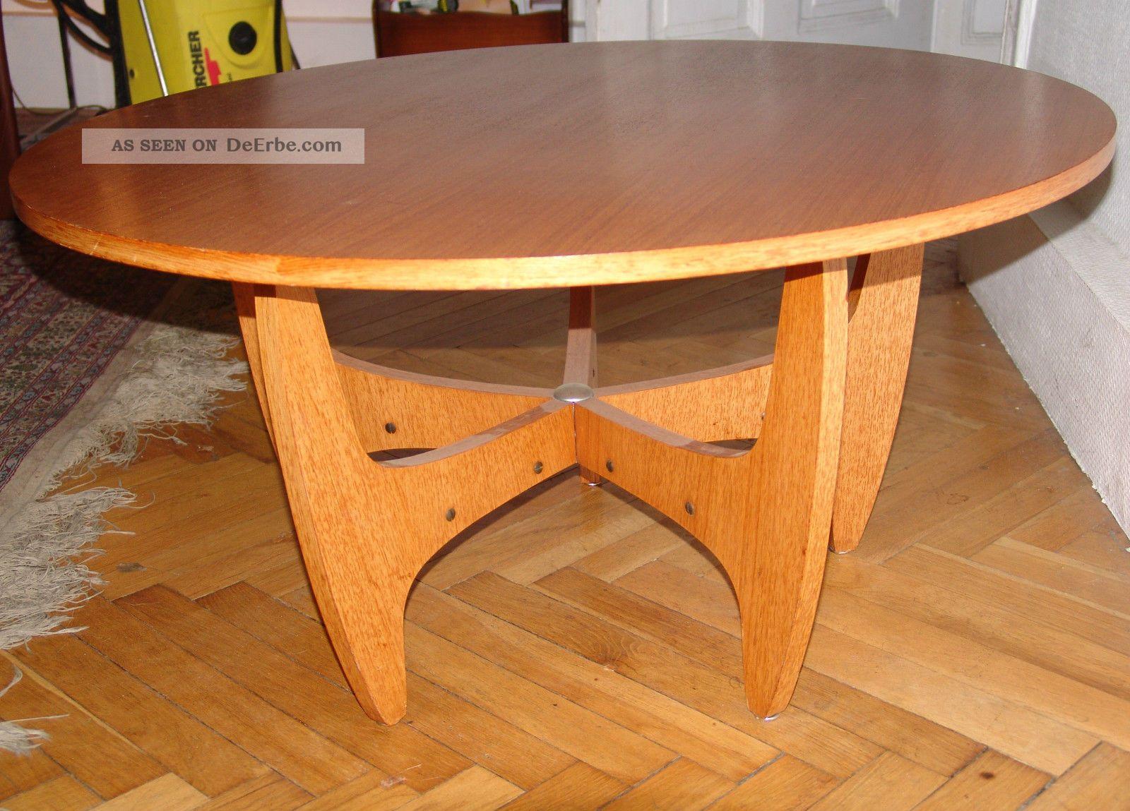 60er 70er jahre teak teakholz tisch in berlin vintage design. Black Bedroom Furniture Sets. Home Design Ideas