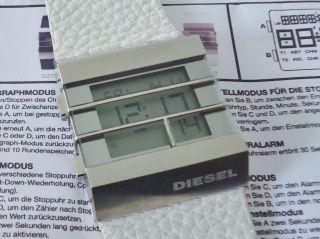 Diesel Dz 7087 Digital Stahlgehäuse In Originalbox Ungetragen/neuwertig Bild