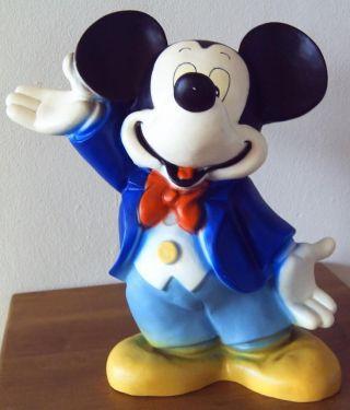 Heico Tischleuchte / Nachtlampe - Walt Disney - Micky Mouse - 70 Er Jahre Bild