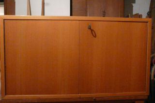String Regal Schrankelement Nisse 50er 60er 70er Schrank Rüster Retro Bild
