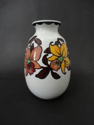 Villeroy & Boch Vase Rheingold Bonn Art Deco Déco 20er 30er Jahre Design Entwurf Bild