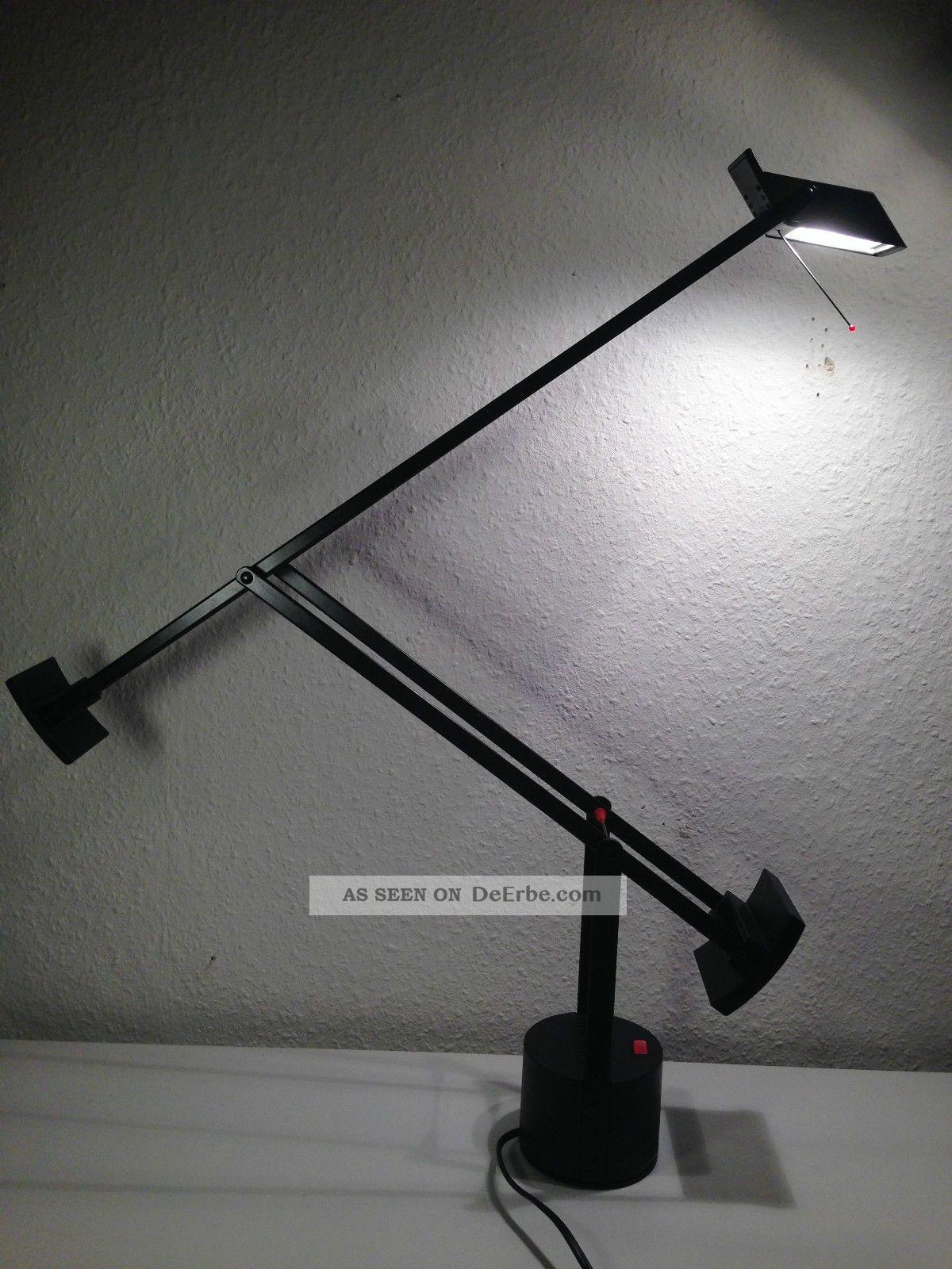 70er design tischlampe artemide tizio richard sapper schreibtischlampe. Black Bedroom Furniture Sets. Home Design Ideas