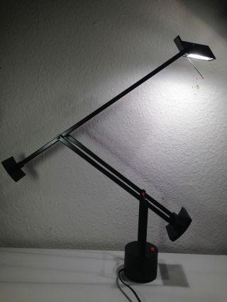 70er Design Tischlampe Artemide Tizio Richard Sapper Schreibtischlampe Bild