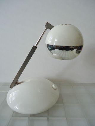 Ufo - Lampe Tischlampe Designklasslker Kult Panton Space Age 70er Jahre Bild