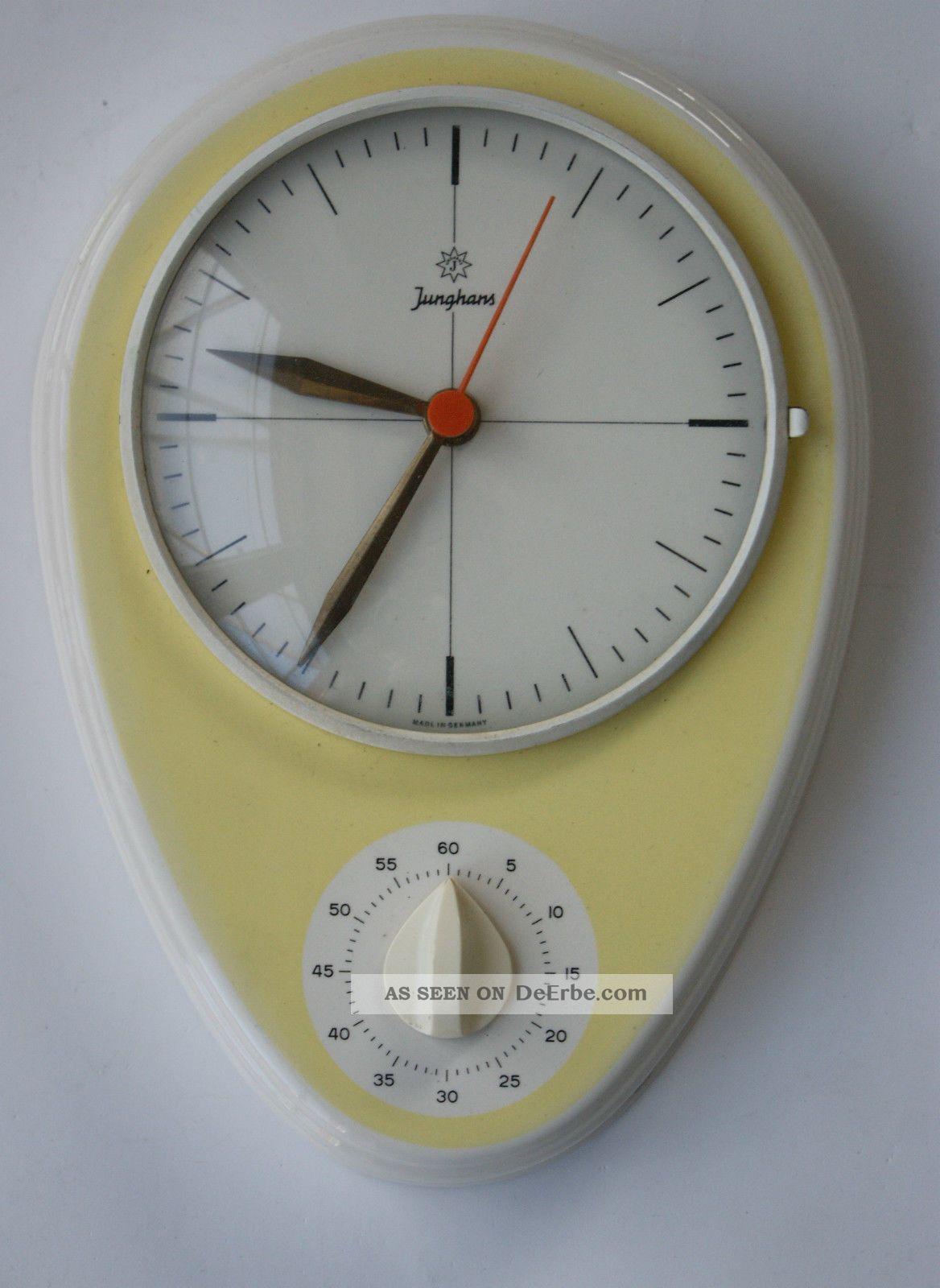 Design kchenuhr amazing excellent design wanduhr uhr for Eiermann tisch replica