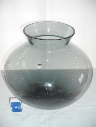 Wmf Wilhelm Wagenfeld Grosse Vase Bauhaus Höhe 27,  5 Cm Tumalin Selten Bild