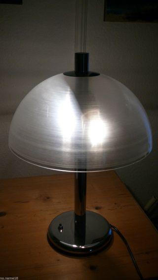 Tischlampe 70er Jahre Hillebrand?,  1970 Tablelamp Anschauen Lohnt,  Top Bild