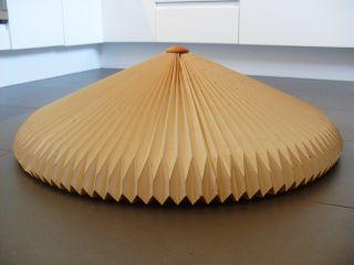 Orig.  Le Klint Teakholz Deckenlampe Poulsen Danish Design 60er 60s Bild