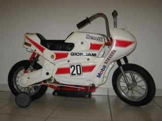 Orginal Giordani Kindermotorrad
