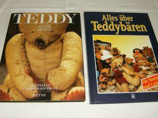 2 Bücher Alles über Teddybären Geschichte Des Teddy Ein Bär Erobert Die Welt Bild