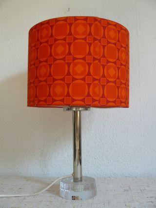 Tischlampe Tischleuchte Lindshammar Sweden Pop Art 70er Jahre Sjögren Bild