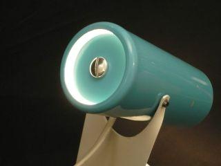Tischeuchte Im Stil Von Sarfatti Ca 1960 Stilnovo Tubuslampe Bild