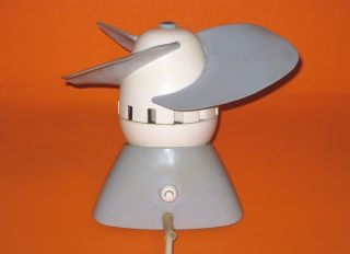 Aeg Tisch Ventilator Mid Century Rockabilly Fifties Rr Art Deco Design 50er 60er Bild