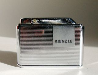 Ibelo M23 Kienzle Feuerzeug Vintage Lighter Space Age 60er Top & Rare Bild