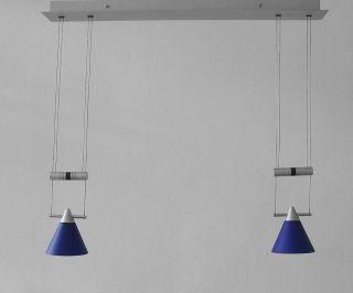 Oligo Ecolino 2er Doppel - Pendelleuchte Designleuchte Opalglas Design Leuchte Lam Bild