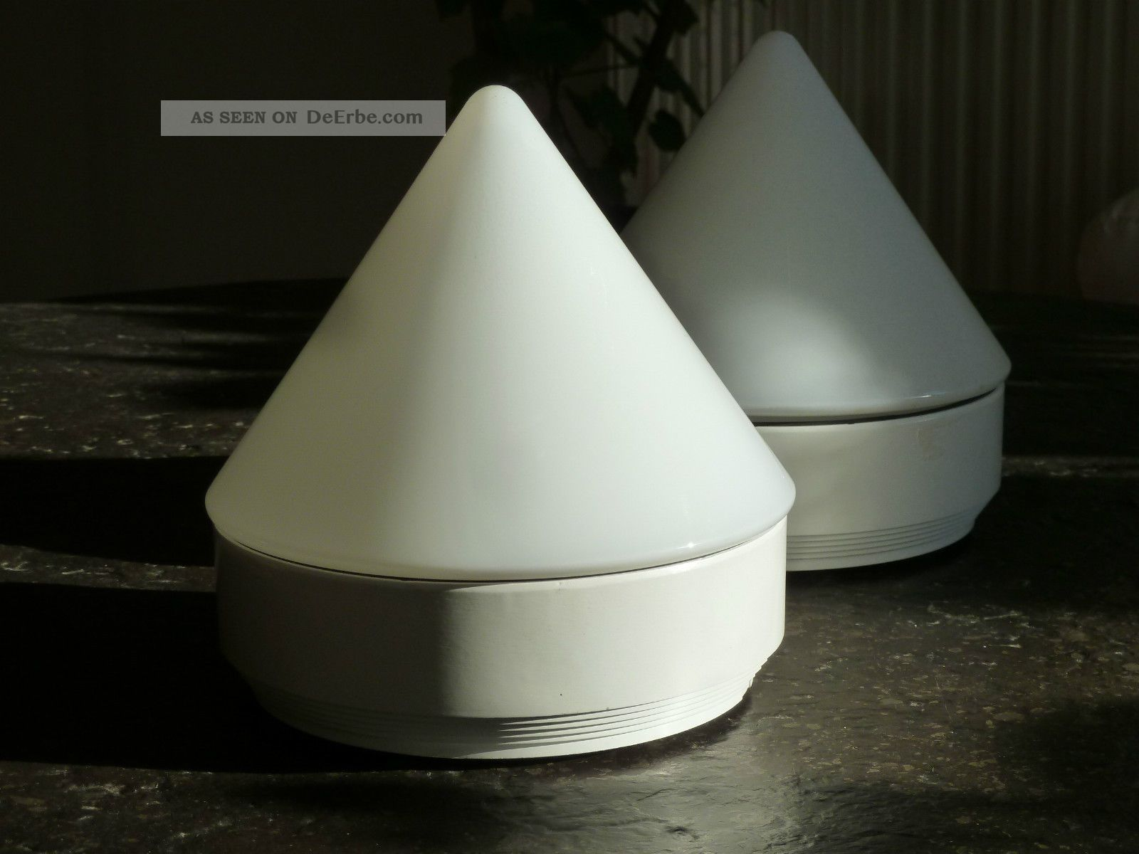 Wandlampe Wandleuchte Von Brendel 80er Design & Stil Bild
