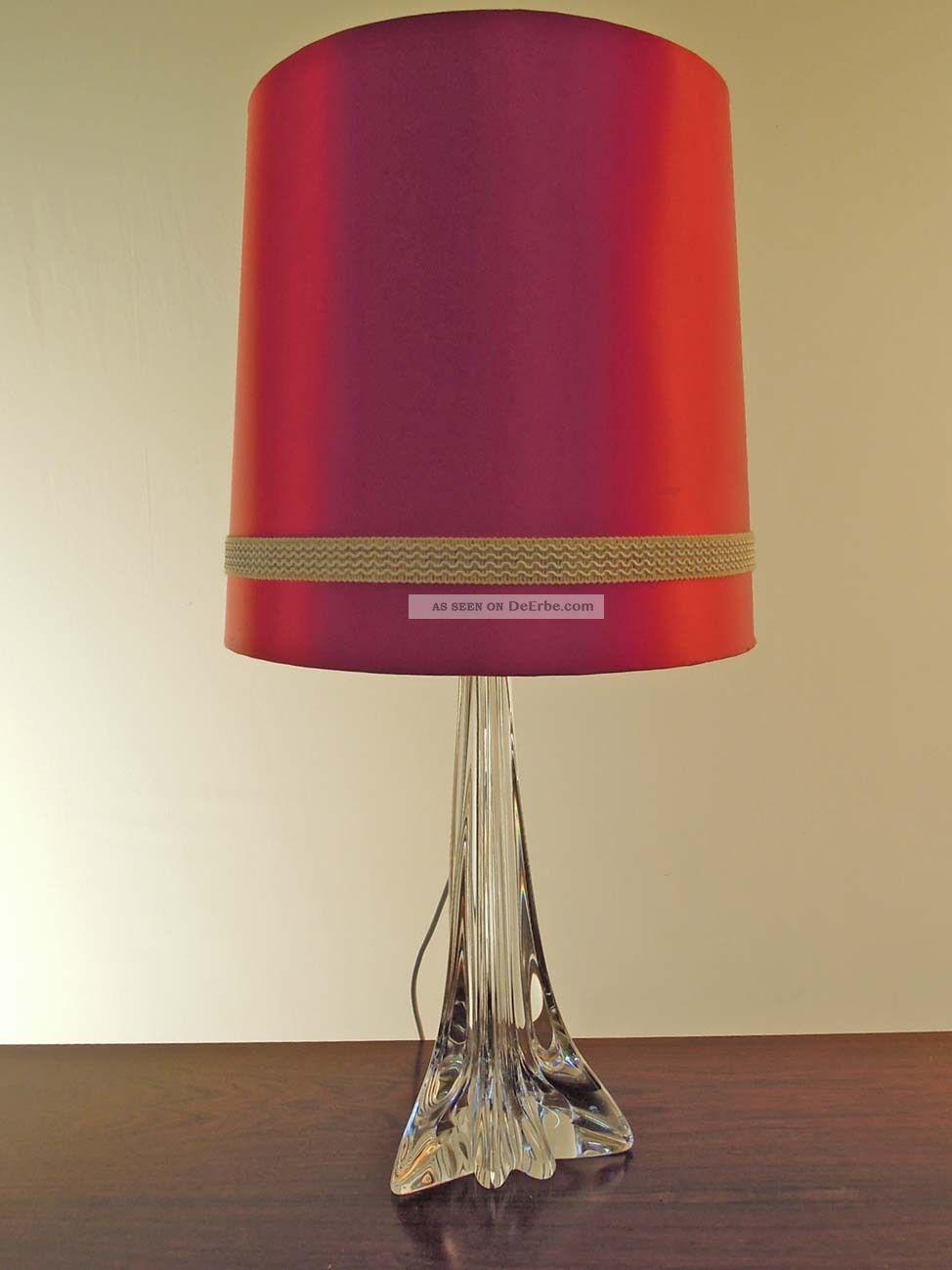 murano glas lampe lampenfu 70er jahre tischlampe. Black Bedroom Furniture Sets. Home Design Ideas