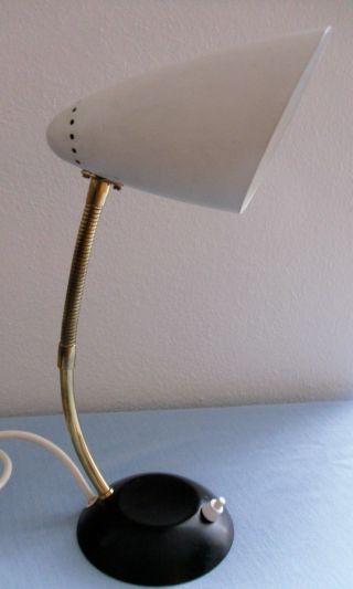Tischlampe - Tütenlampe - 50/60ziger - Desk Lamp -