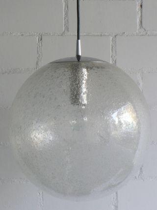 Exclusive 70er Jahre Peill & Putzler Hängelampe - Deckenlampe - 40cm Bild