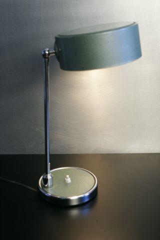 Klassiker Des Art Deco Frankreich Tischlampe Um 1930 Design By C.  Perriand Bild