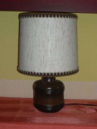 Tischlampe Nachttischlampe Antik Lampe Leuchte Schreibtischlampe Bild