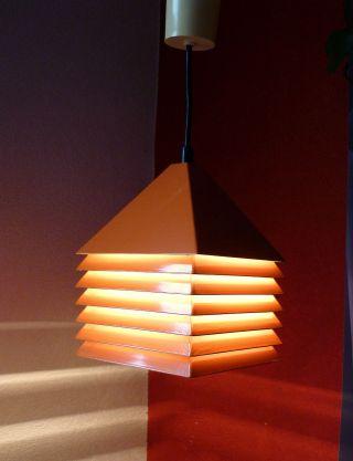 Lampe 60er 70er Design Hans Agne Jakobsson Bild
