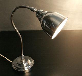 Klassiker Des Art Deco Design Aus Frankreich Tischlampe Um 1930 Bild