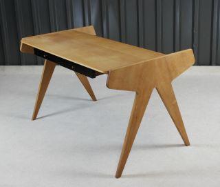 Mid Century Modernist Desk ° Schreibtisch ° Wk ° Helmut Magg Bild