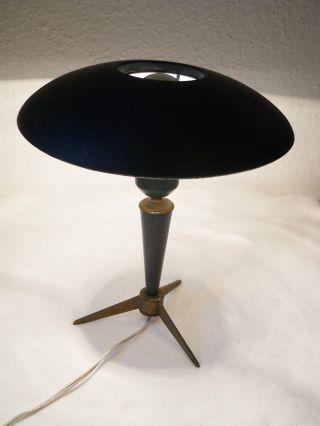 Tischlampe Louis Kalff Phillips Designklassiker 50er Jahre Bild