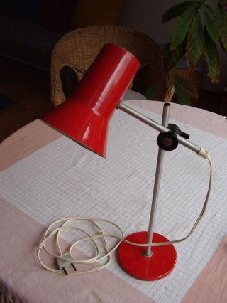 Tischlampe,  Lampe 60er70er Jahre Bild
