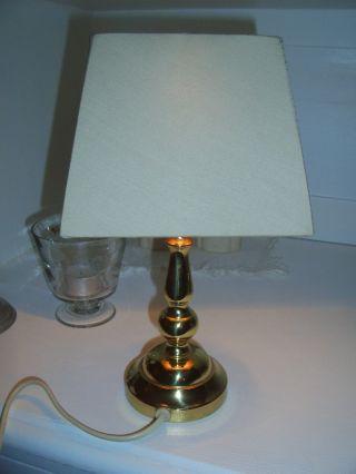 40er - 50er Jahre Tischlampe Bild