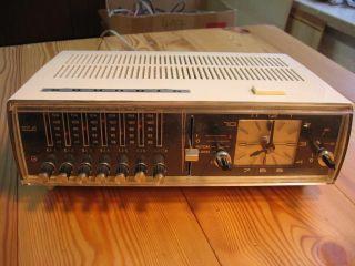 Weckradio Uhrenradio Grundig Sono - Clock Analoguhr Wecker Radiowecker Fürth Bild