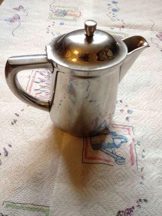Wmf Dreiecksmarke Cromargan Kaffeekännchen 0,  5 Liter Bild