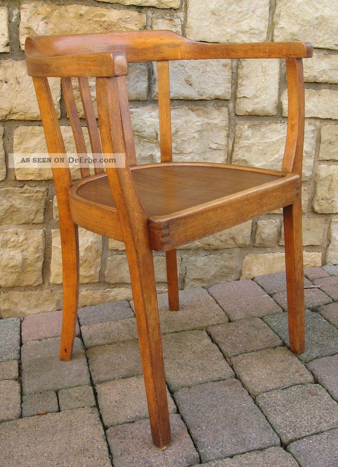 bauhaus schreibtischstuhl armlehnstuhl stuhl art deco