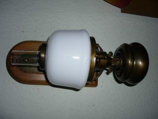 Zwei /paar/ Wandlampen - Bauhaus 60/70 Ger Petroleumlampe Stil. Bild