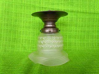 Deckenlampe,  Um 1925 Art Deco Lampe, Bild