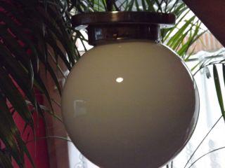 Art Déco Kugellampe,  Deckenlampe Bild