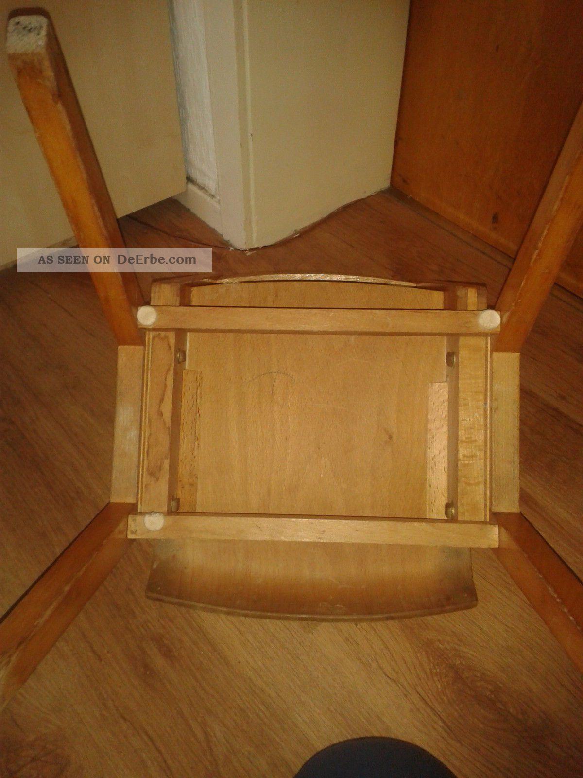 sch ner alter kinderstuhl beige aus holz kult. Black Bedroom Furniture Sets. Home Design Ideas