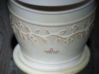 Blumentopf Übertopf Keramik Vase Scheurich Modell 833/19 Beige Theresa Wieneu Bild